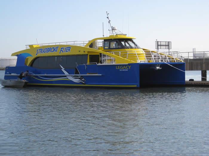 Legacy Stradbroke Ferry image