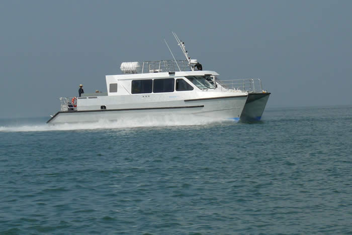 Sea Speed Design now available at Sea Cat Ships