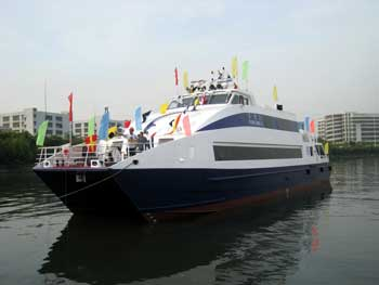 33 SZ Launched Aug 07