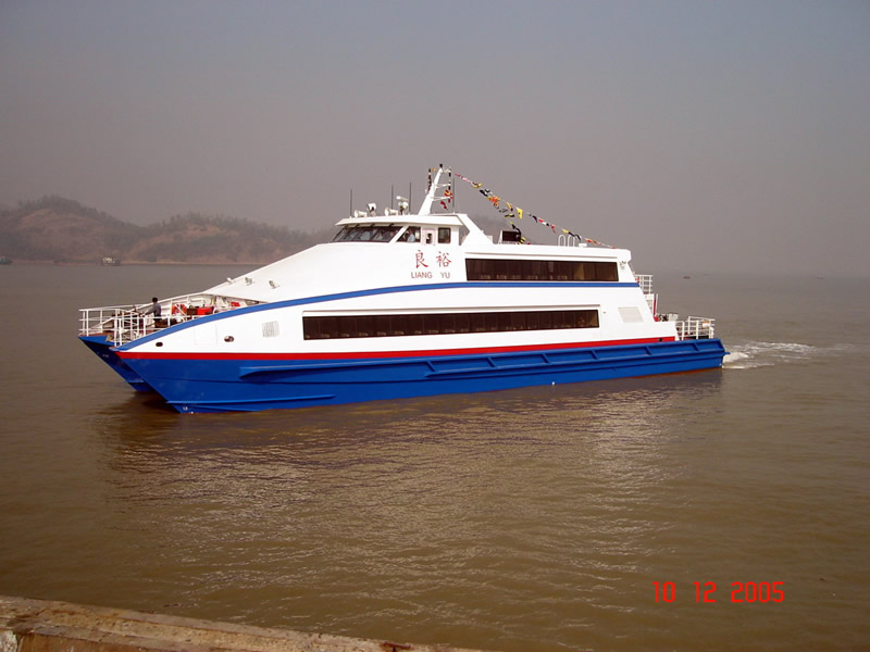 Sea Cat 33 Metre passenger catamaran design