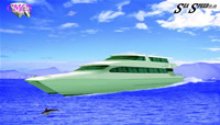 High Speed Ocean Catamaran Design