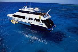 25M Dive Boat for sale