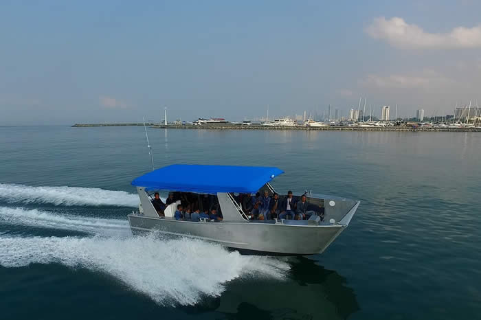 8.5 M High Speed Landing Craft
